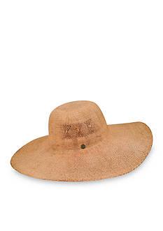 Karen Kane Fine Weave Floppy Hat