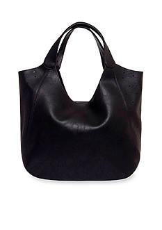 Urban Originals™ Masterpiece Perforated Crossbody Bag