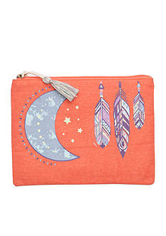 TWIG & ARROW Placed Print Pouch