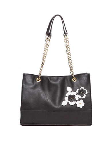 Kim Rogers® Double Handle Flower Tote
