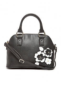 Kim Rogers Flower Mini Satchel