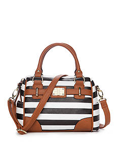 New Directions® Stripe Combo Satchel