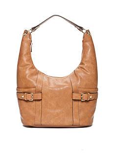 New Directions Zipper Hobo Bag