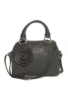 New Directions® Mini Satchel With Flower