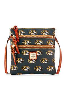 Dooney & Bourke Missouri Triple Zip Bag