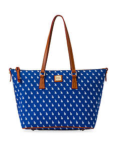 Dooney & Bourke Dodgers Shopper