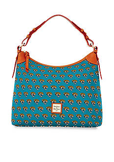 Dooney & Bourke Jaguars Hobo Bag
