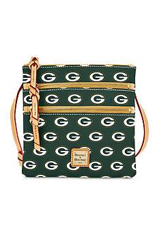 Dooney & Bourke Packers Triple Zip