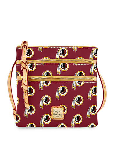 Dooney & Bourke Redskins Triple Zip