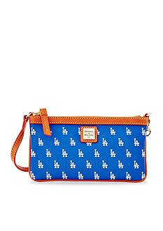 Dooney & Bourke Dodgers Wristlet