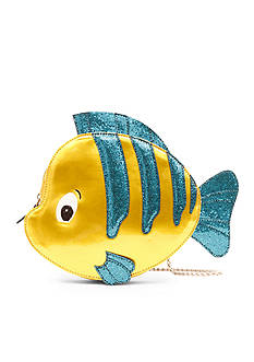 DANIELLE NICOLE The Little Mermaid Flounder Crossbody