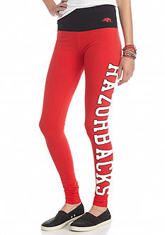 LoudMouth University - Arkansas Razorbacks Leggings