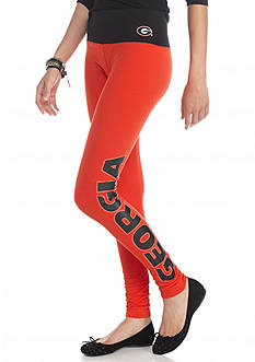 LoudMouth University - Georgia Bulldogs Leggings