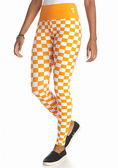 LoudMouth University Tennessee Volunteers Checkerboard Leggings