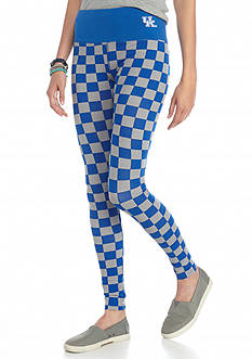 LoudMouth University - Kentucky Wildcats Checkerboard Leggings