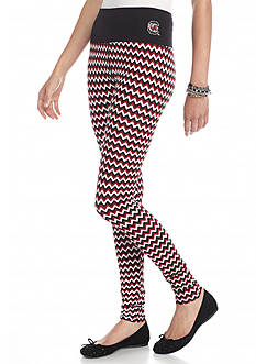 LoudMouth University - South Carolina Gamecock Chevron Leggings