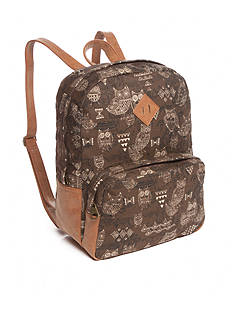 Red Camel Owl Dome Backpack