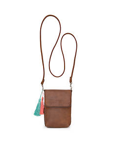 Red Camel® Tassel Crossbody