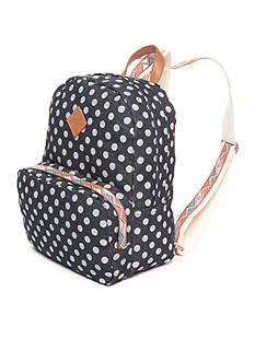 Red Camel® Polka Dot Dome Backpack