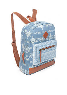 Red Camel® Aztec Print Backpack