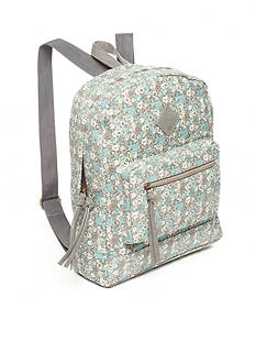 Red Camel® Floral Print Backpack