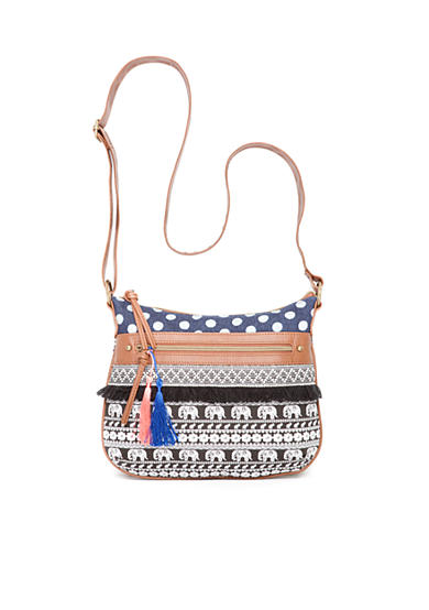 Red Camel® Crossbody with Tassel