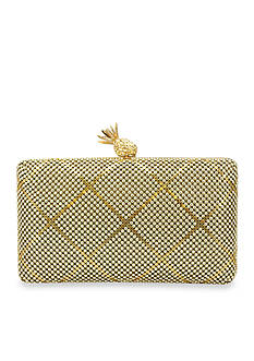 La Regale Pineapple Clutch
