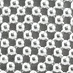 Trends - the EDIT: Sparkle & Shine: Silver La Regale Mesh Frame Evening Bag