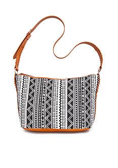 Red Camel Bucket Bag Long Strap Bag