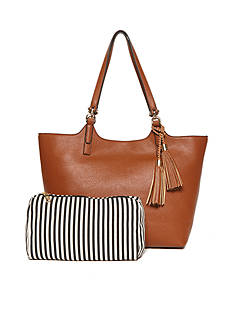New Directions Shoulder Bag with Tassel