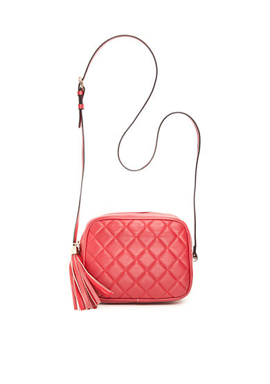 New Directions® Quilted Camera Crossbody Bag