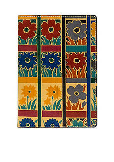 Patricia Nash Floral Squares Vinci Notebook
