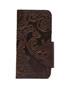 Patricia Nash Fiona Burnished Tooled Phone 6 Case