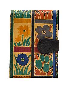 Patricia Nash Floral Squares Passport