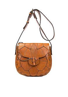 Patricia Nash Arcos Flap Crossbody Bag
