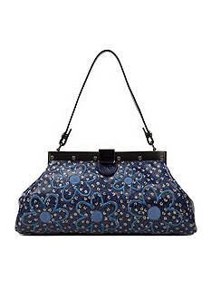 Patricia Nash Ferrara Frame Shoulder Bag
