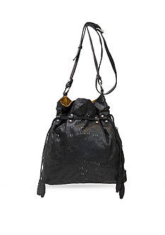 Patricia Nash Shredded Washed Caffarelli D/S Bag
