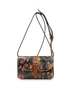 Patricia Nash Parisian Camo Torri Crossbody Bag