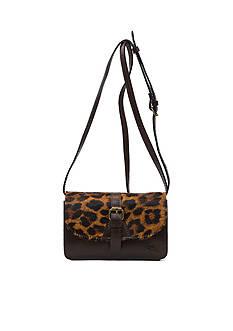Patricia Nash Leopard Torri Bag