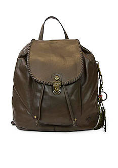 Patricia Nash Soft Veg Casape Backpack