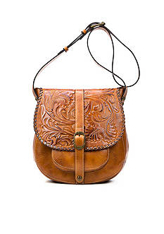 Patricia Nash Barcellona Saddle Bag