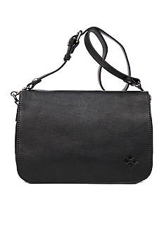 Patricia Nash New Vito Small Flap Saddle Bag