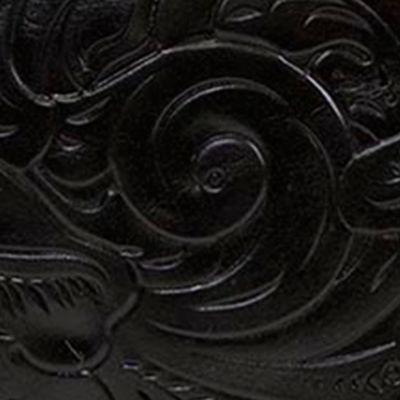 Brown Wallets: Black Patricia Nash Tuscan Tool Cassini Wristlet