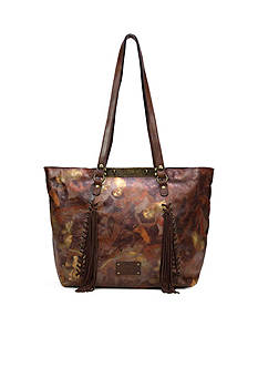 Patricia Nash Benvenuto Tote Bag