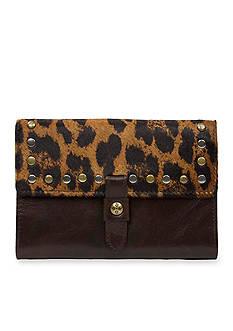 Patricia Nash Leopard Colli Wallet