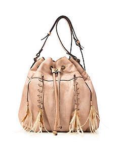 Patricia Nash Picerno Drawstring Bag