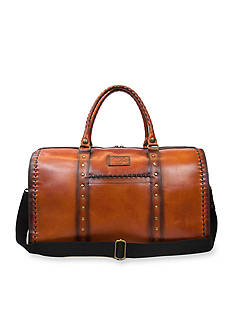 Patricia Nash Burned Veg Tan Milano Weekender
