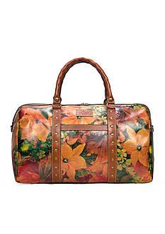 Patricia Nash Milano Weekender Duffel Bag