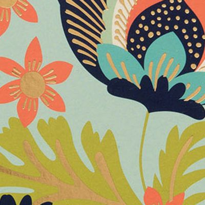 Shop By Brand: Spartina 449: Mod Floral spartina 449 Ruled Notebook