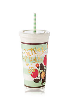 spartina 449 Southern Belle Insulated Drink Tumbler